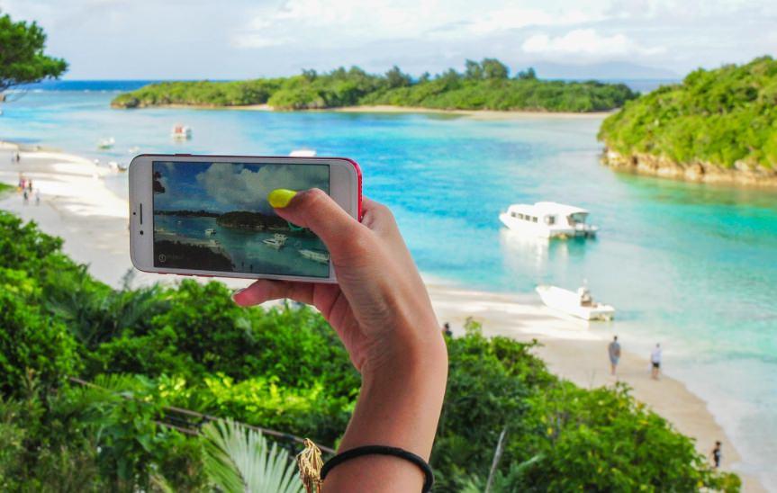 パッケージツアーで行く、沖縄ダイビング旅